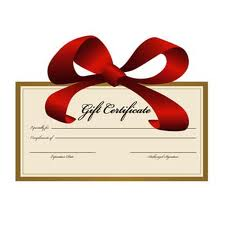 Maids and Moore Gift Certificate