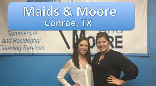 Maid Service Conroe TX