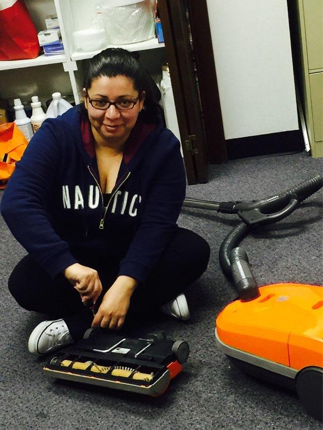 Austin Vacuum Maint. Maid 2