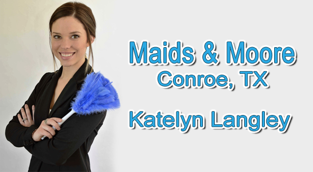 Maid Service Conroe, TX - Maids and Moore | Home Maid Services