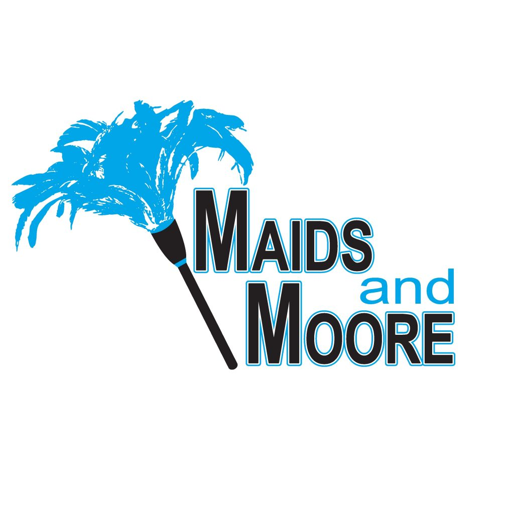 Logo Maids And Moore Residential Cleaning Service