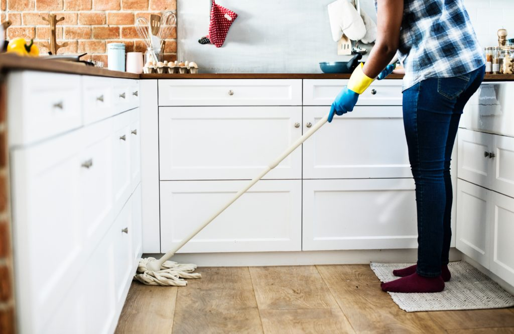 Clean House Tips